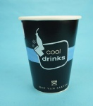 Hot Sale Single Wall Paper Cup for Coffee Tea Hot Drinks Custom Disposable Coffee Cups