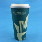 Single Wall Paper Cups For Hot Drinking