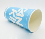 Disposable double wall paper cups and coffee cups